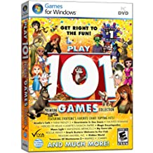 Play! 101 Premium Games Collection - Get Right to the Fun!