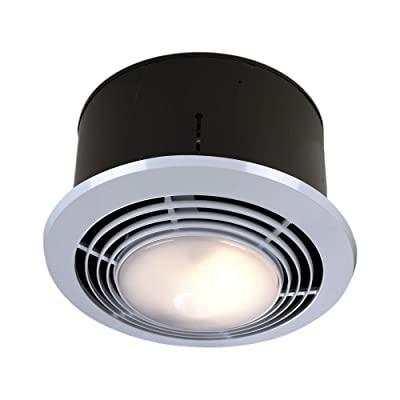 Broan Exhaust Fan, Heater, and Light Combo, Bathroom Ceiling Heater