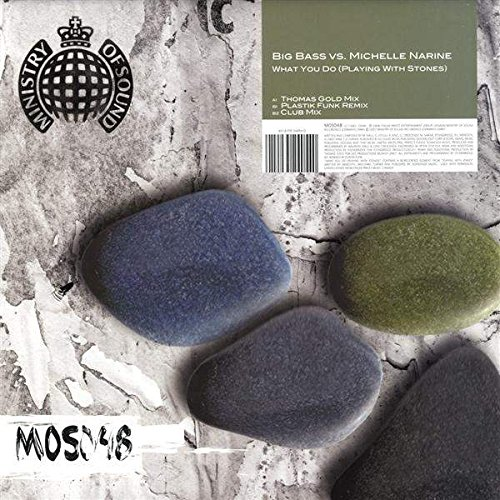 Price comparison product image Big Bass vs. Michelle Narine - What You Do (Playing With Stones) - Ministry Of Sound (Germany) - MOS048