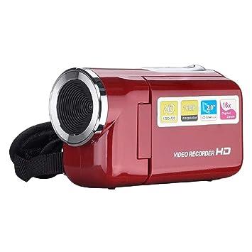 Koojawind Cámara réflex, videocámara HD 720P Cámara Digital de ...