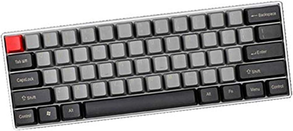 KEEZSHOP Keycaps, 61 Tecla PBT Keycap ODM Color Matching ...