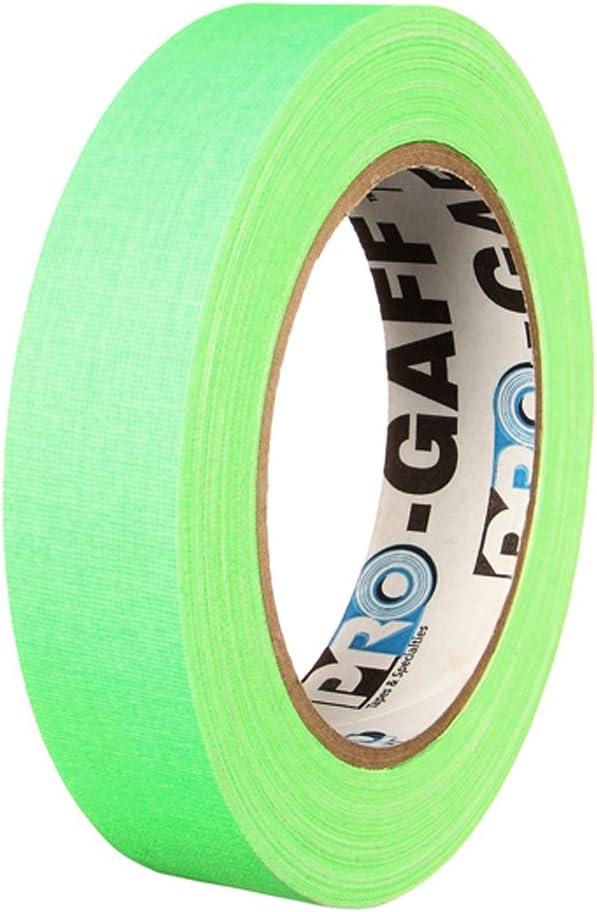 Ultratape proGaff vert fluo 24 mm x 22,86 m/ètres