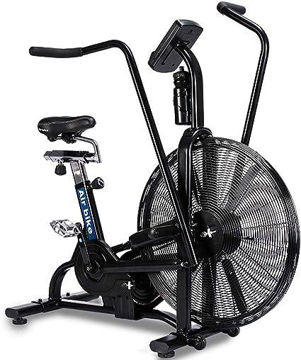 Bicicleta de aire | Bicicleta estática Fan con resistencia ...