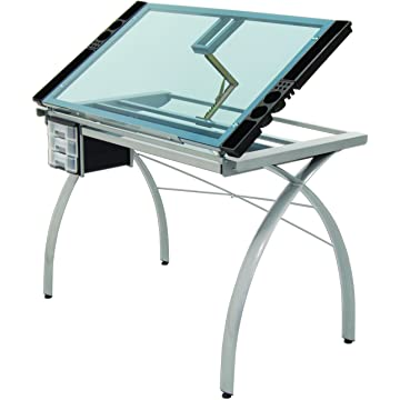 mini Offex Glass Craft Station