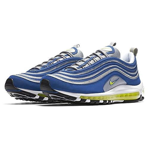 new style ba35b 2c7c7 ... cheap nike air max 97 am97 atlantic blue retro mens sneakers 5be6c  c1b7c denmark new ds 2018 nike air max plus frequency pack tour yellow white  ...