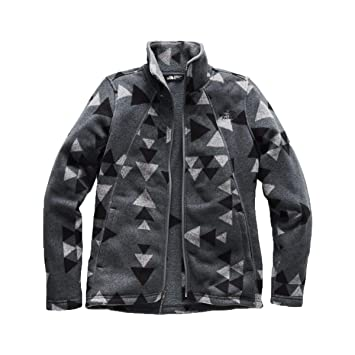 The North Face Crescent - Chaqueta Mujer - Gris 2018: Amazon ...