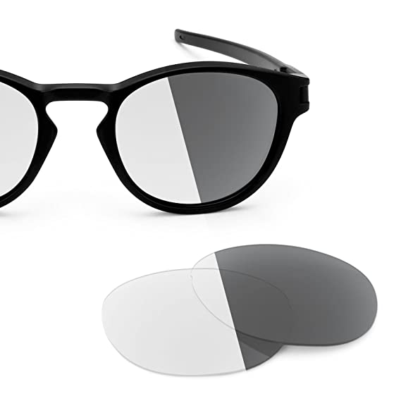 3225649d53 Revant Replacement Lenses for Oakley Latch Elite Adapt Grey Photochromic   Amazon.co.uk  Clothing