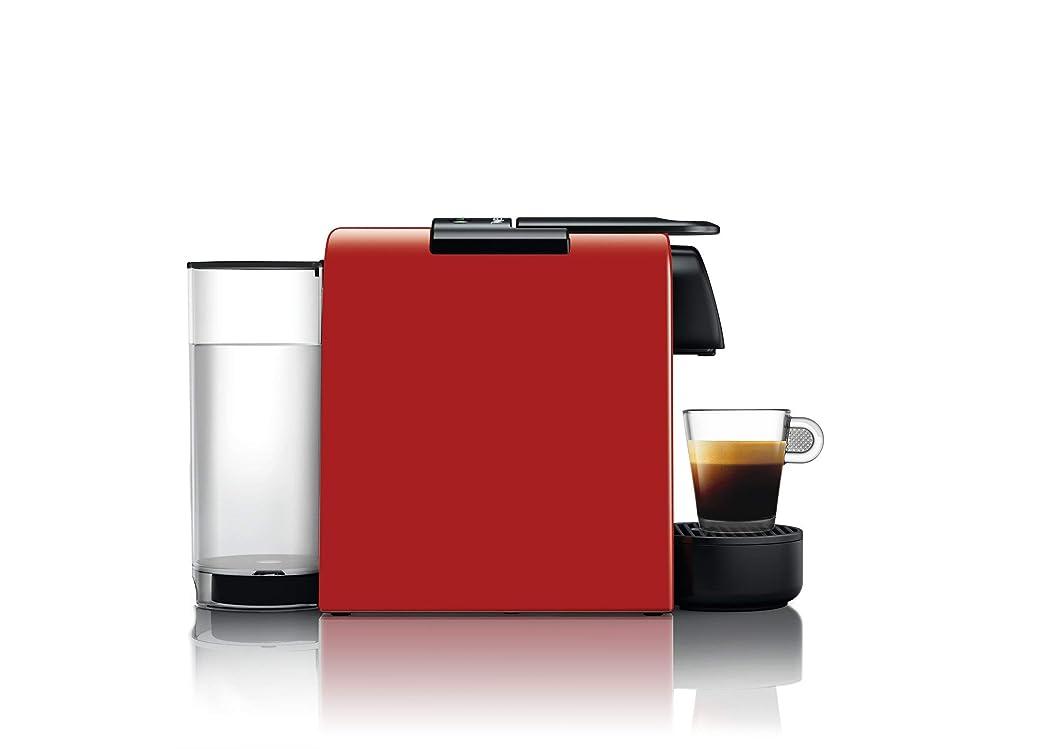 Nespresso De'Longhi Essenza Mini EN85.RCafetera monodosis de cápsulas Nespresso