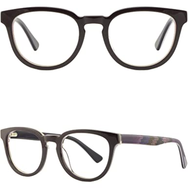 97d83757ecf Image Unavailable. Image not available for. Color  Purple Thick Acetate Womens  Frames Prescription Glasses Eyeglasses Spring Hinges