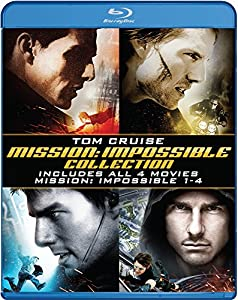 Cover Image for 'Mission: Impossible Collection'