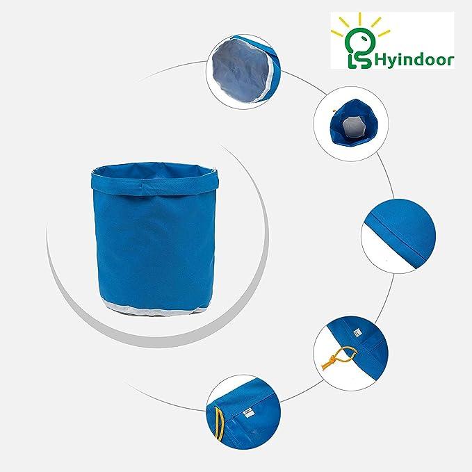 Hyindoor Bubble Hash Bag Bolsa de Extracción de Esencia de Hierbas ...