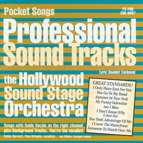 Professional Background Sound Tracks: Great Standards, Vol. 5 [Clean]