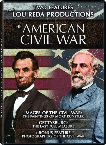 - American Civil War: Images of the Civil War: The Paintings of Mort Kunstler -and- Gettysburg: The Last Full Measure