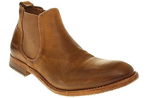 TEN POINTS Magic Zapatos Tipo Botines Para Hombre - 369032-319-coñac, 44: Amazon.es: Zapatos y complementos