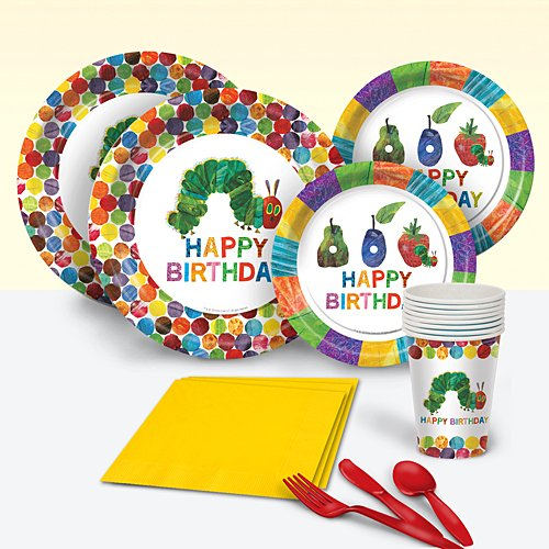 Shindigz Hungry Caterpillar Basic Party Pack for -