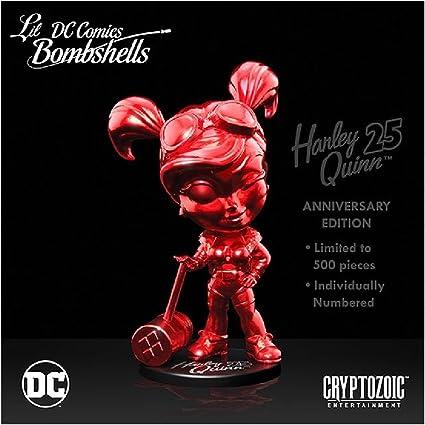 Cryptozoic DC Comics Lil Bombshells Series 1 Harley Quinn