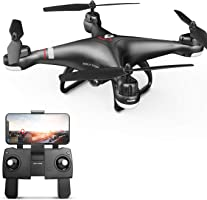 Holy Stone HS110G GPS Drone with 1080P Camera for Adults and Kids, RC Quadcopter with Wifi FPV Live Video Camera, Auto...