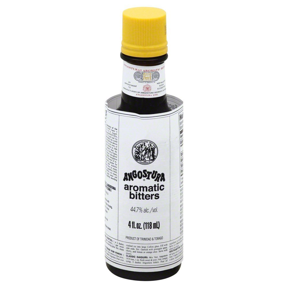 Angostura Aromatic Bitters, 4 Ounce