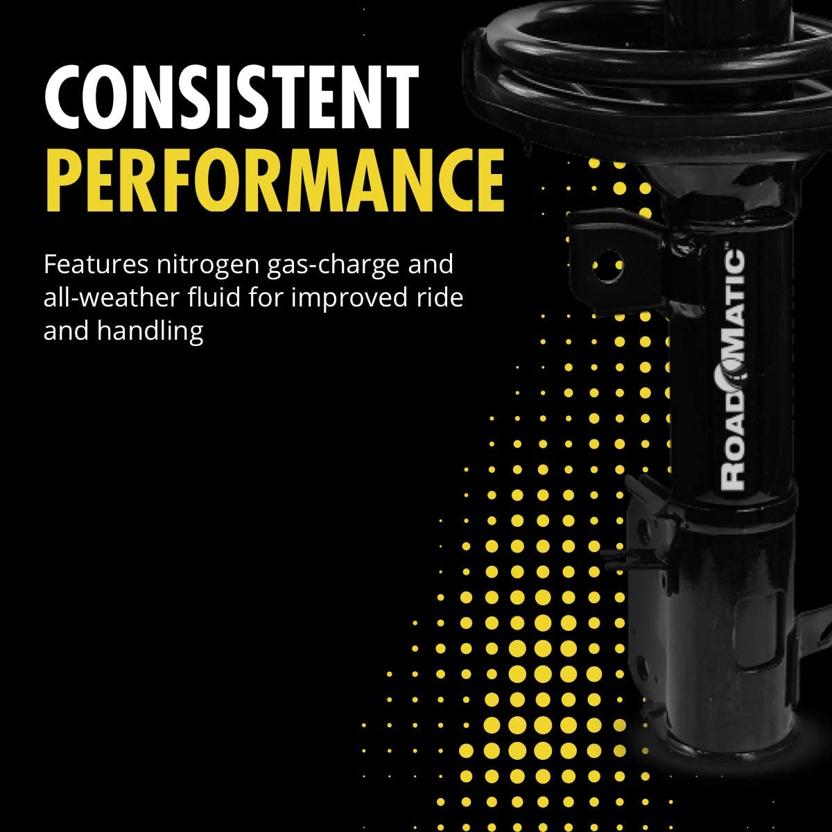 RoadMatic Complete Strut Assembly