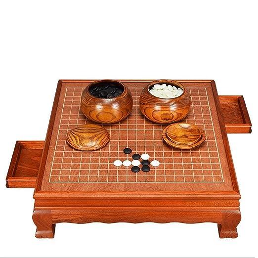 HongTeng Go, Juego de Tablero de ajedrez Adulto de Gama Alta ...