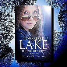 November Lake: Teenage Detective: The November Lake Mysteries, Book 1 Audiobook by Jamie Drew Narrated by Gabrielle Byrne