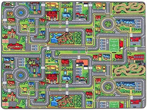 Primaflor Alfombra para juegos de coches