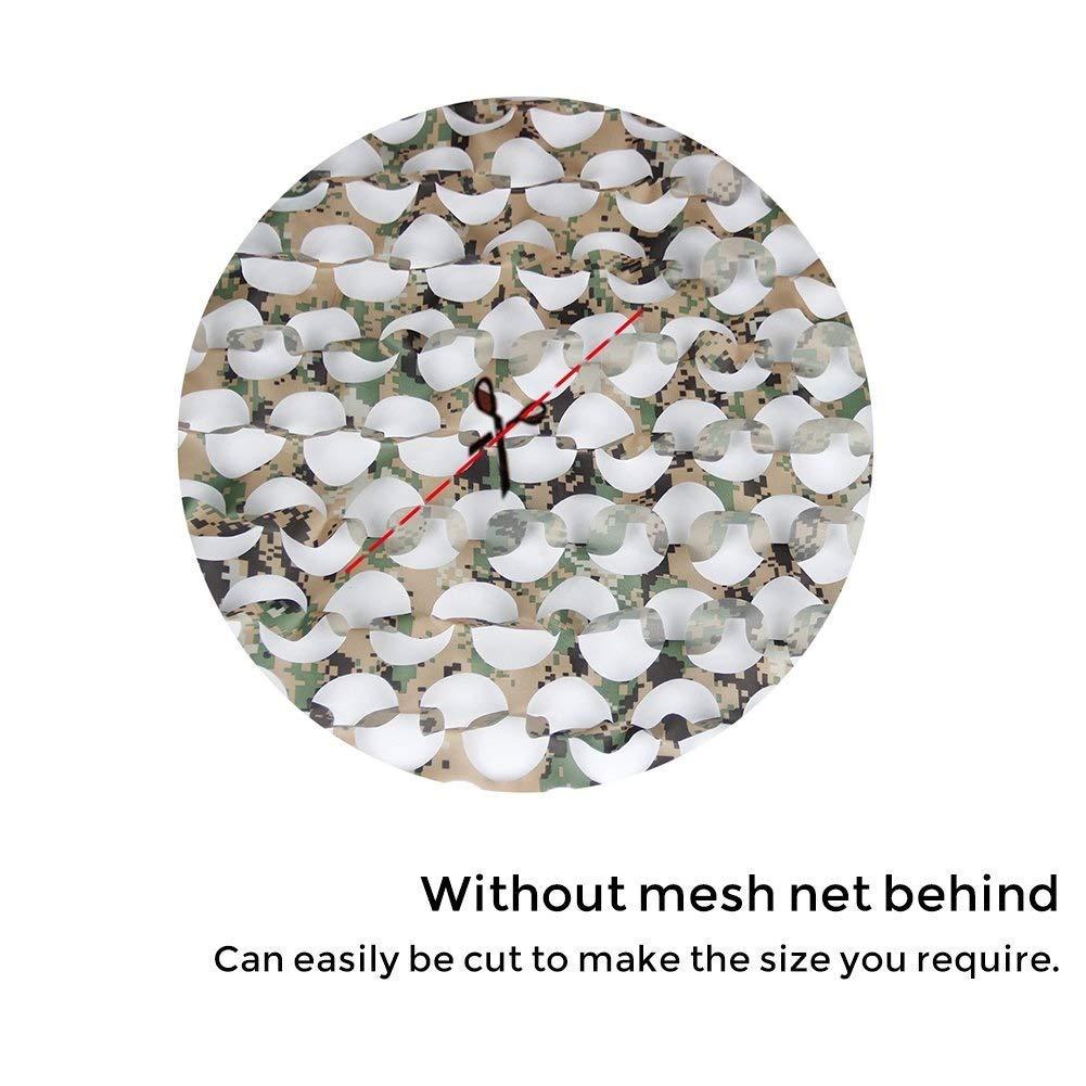 Zelte, Tarnnetz Camouflage Net, Jungle Camo Net Oxford Tuch Tuch Tuch Für Militärische Dekoration Sonnenschutz (Farbe  A, Größe  7 X 9 M) - A, 6 X 8 M B07QH5LJB2 Kuppelzelte Super Handwerkskunst f105e2