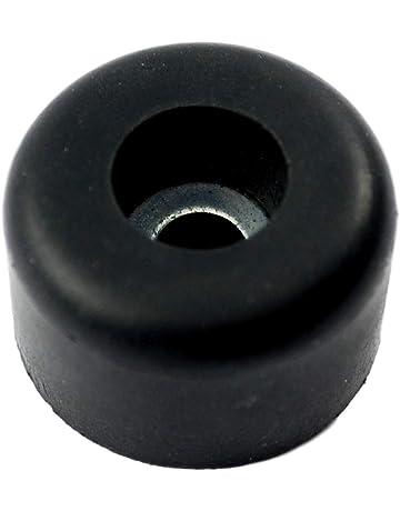 "Rubber Grommet BLK 1//4/"" ID X 1//2 /""OD X 3//8/"" PKG 100"