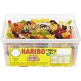 HARIBO Jelly Babies Jelly Men, bulk sweets, 1kg tub