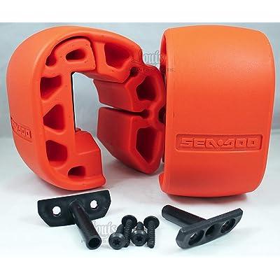 OEM BRP Sea-Doo Snap-in Fenders Seadoo PWC Bumpers Kit 295100418 295100550: Automotive