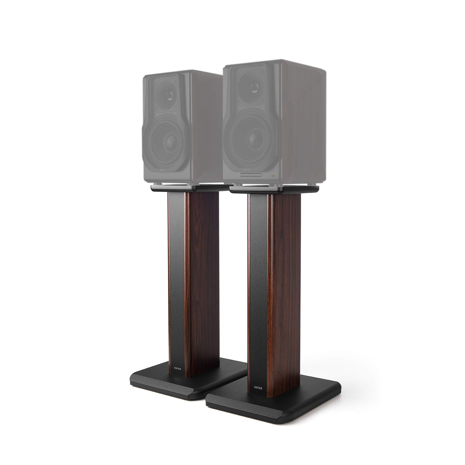 Edifier S3000PRO Stands - Wood Grain Easy Assembly Enhanced Listening by Edifier