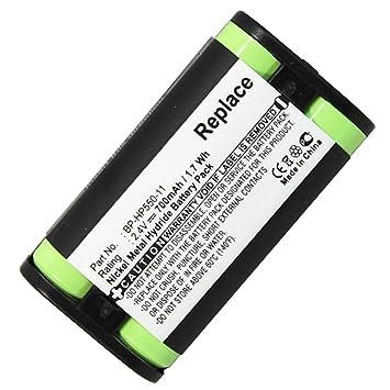HQRP Batería 700 mAh para Sony BP-HP550-11; MDR-RF810, MDR-RF840, MDR-RF4000, MDR-RF4000K Auricular estéreo inalámbrico: Amazon.es: Electrónica