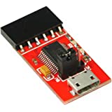 Micro USB FTDI Basic Breakout Module for Arduino 3.3V/5V