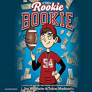 The Rookie Bookie Audiobook