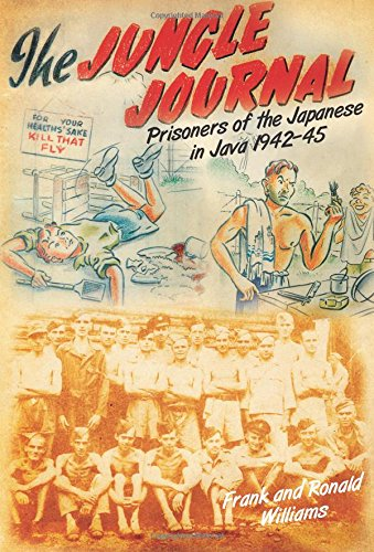 Jungle Journal: Prisoners of the Japanese in Java 1942-1945 by Spellmount