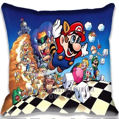 Super Soft and Light Weight Throw Pillow case/Fundas para ...