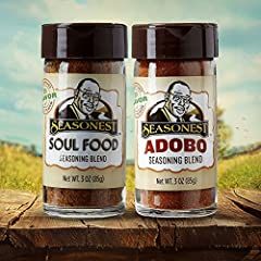 This is a variety pack with a good mixture of Southern Cooking on the medium spicy heat scale. They are perfect for every spicy person's taste as they contain loads of flavor, but have medium hot spiciness, too. Purest and Freshest Ingredient...