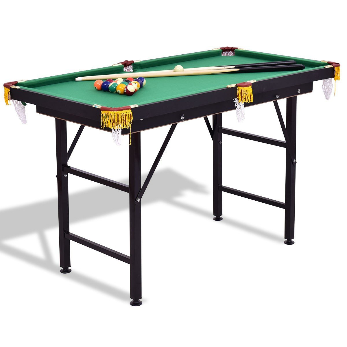 Awesome Amazon Com Beuniquetoday 47 Billiard Pool Table Full Game Home Interior And Landscaping Ponolsignezvosmurscom