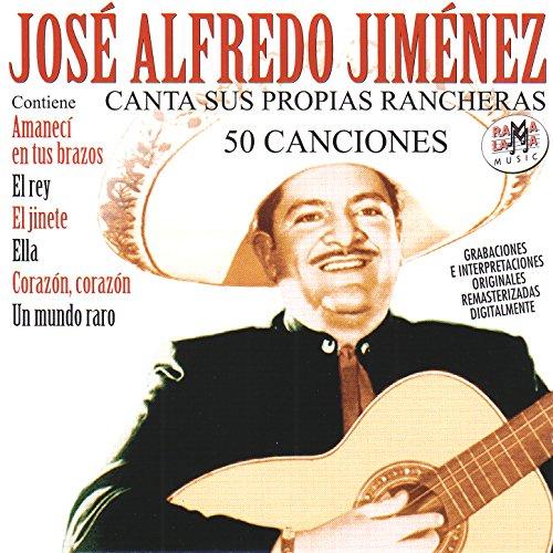 ... José Alfredo Jiménez Canta Sus.