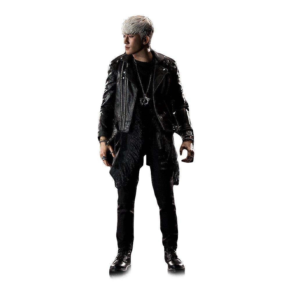 【YG公式】(10/25発売)BIGBANG★10周年記念限定★SEUNGRI ACTION FIGURE 12inch(SEUNGRI ver.)フィギュア スンリ V.I 公式グッズ 公式MD商品 B076BLPNT1