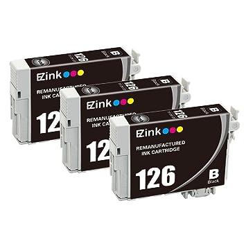 Amazon.com: E-Z tinta Remanufactured ink cartridge ...