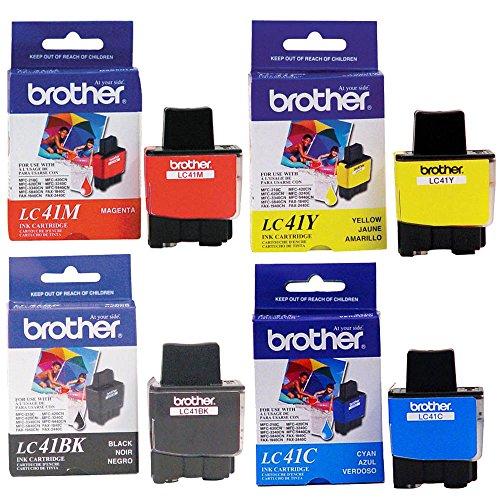 Brother Mfc 5440cn Printer - Brother MFC-5840CN Ink Cartridge Set