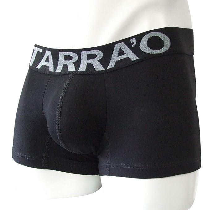 c676b19f6df Tarrao Boxer Short Fondo Enterno Cotton Black Men s Underwear at ...