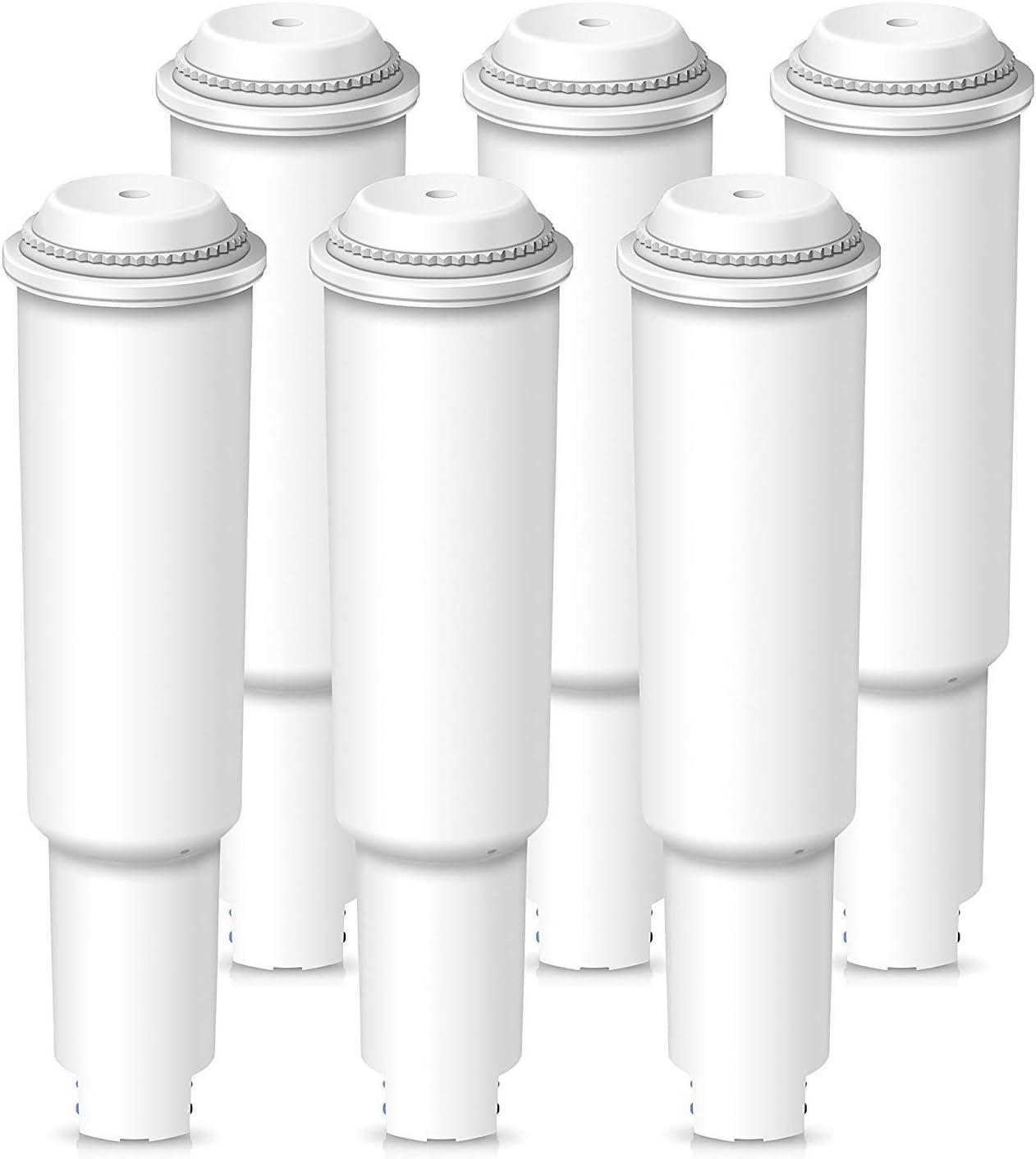 6 x Jura Claris White 60209 68739 Filterpatrone Wasserfilter Filterkartusche
