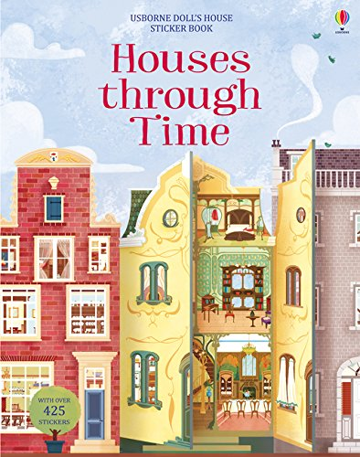 BEST Houses Through Time Sticker Book<br />P.P.T