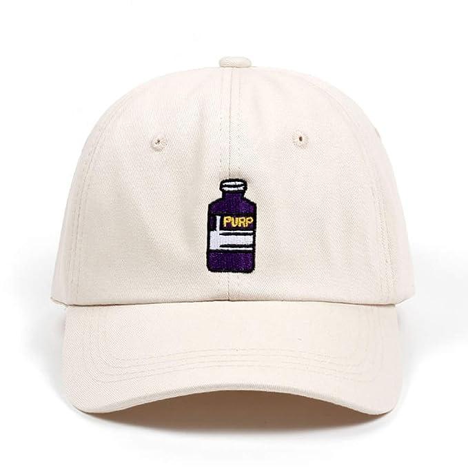 2019 New Baseball Cap Violet Adult Bottle Embroidered Dad Hat Men Women Hip  hop Fashion Cap Hats Wholesale at Amazon Women s Clothing store  e334c3d2c45
