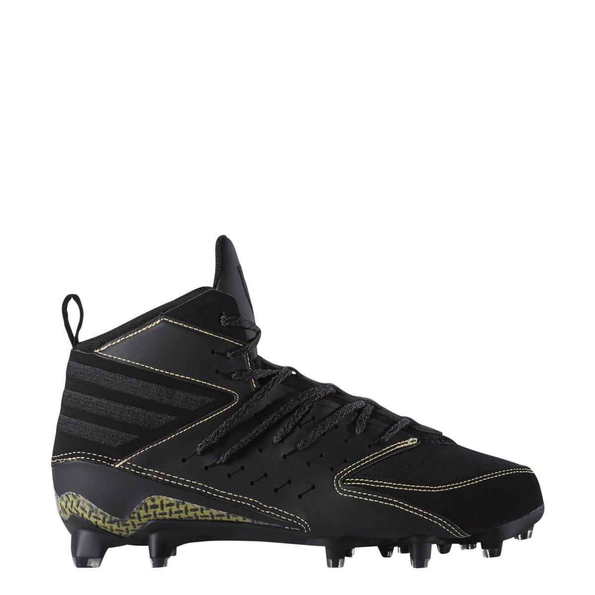adidas Dark Ops Freak X Kevlar Cleat - Men's Football 10.5 Core Black/Core Black/Grey by adidas
