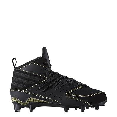best loved 439a6 e1a41 Amazon.com  adidas Dark Ops Freak X Kevlar Cleat - Mens Football   Football