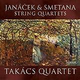 Janacek & Smetana Quartets [Takacs Quartet] [HYPERION: CDA67997]