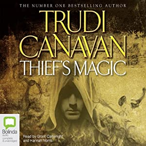 Thief's Magic Hörbuch